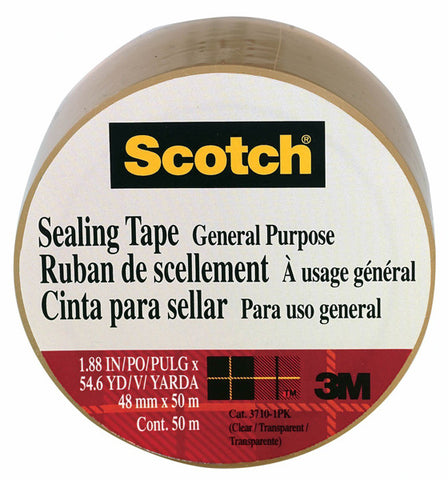 SCOTCH - Clear Scotch Package Sealing Tape