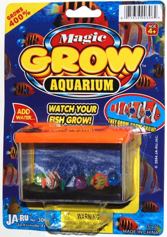 JA-RU - Magic Grow Fish Aquarium Kit 5 x 7