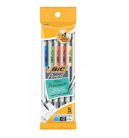 BIC - Pencil Xtra Precision Fine Point 0.5 mm