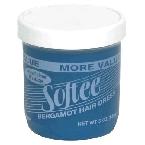 BEAUTY ENTERPRISES - Softee Bergamot Hair Dressing Blue