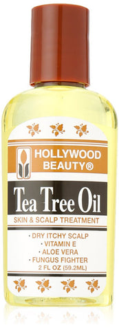 HOLLYWOOD - Tea Tree Oil Skin and Scalp Treatment