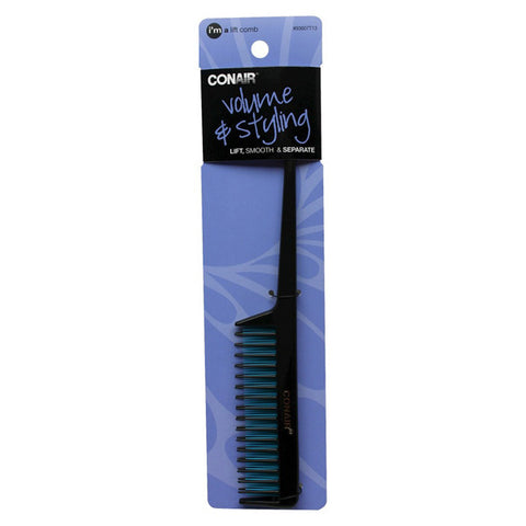 CONAIR - Volume and Styling Comb Black