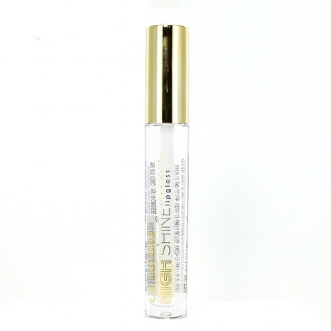 LA COLORS - High Shine Shea Butter Lipgloss Clear