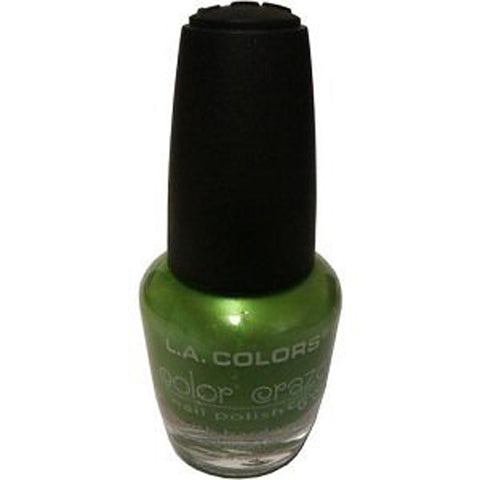 LA COLORS - Color Craze Nail Polish Current