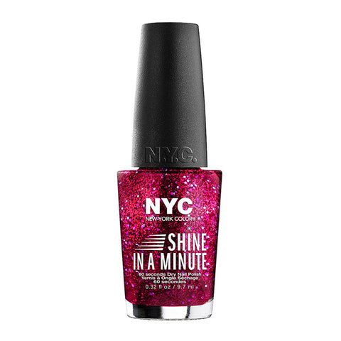 NYC - Minute Nail Polish Ruby Slippers