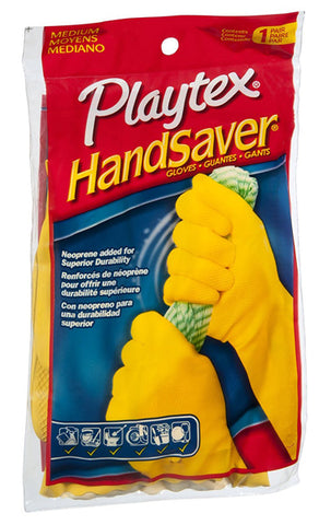 PLAYTEX - HandSaver Gloves Medium