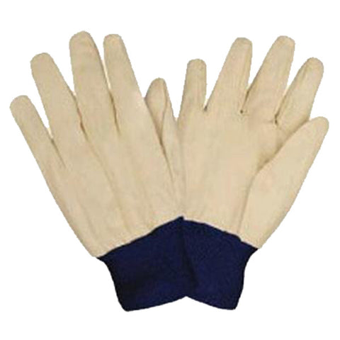 CORDOVA - Oregon Gloves White Cotton Canvas