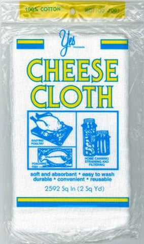 HABCO - Yes Cheese Cloth