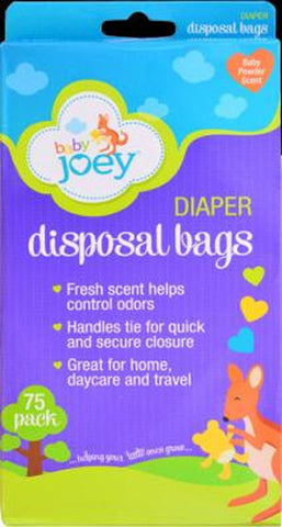 FRONTLINE - Baby Joey Diaper Disposal Bags