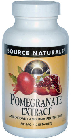 Source Naturals Pomegranate Extract