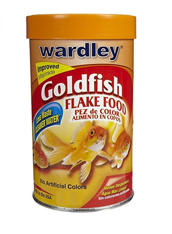 WARDLEY - Goldfish Flakes Pet Food
