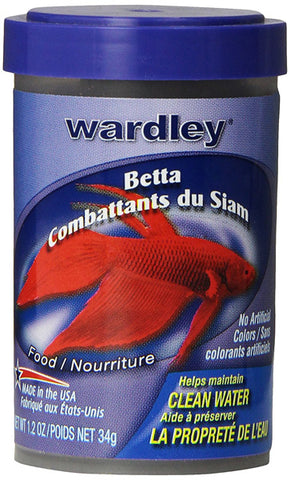 WARDLEY - Premium Betta Food