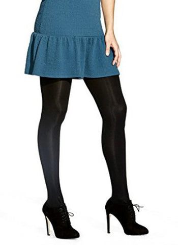 NO NONSENSE - Women's Super Opaque Control Top Tights X-Large