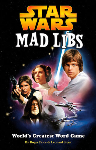 PRICE STERN SLOAN - Star Wars Mad Libs