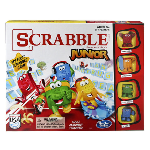 HASBRO - Scrabble Junior Game