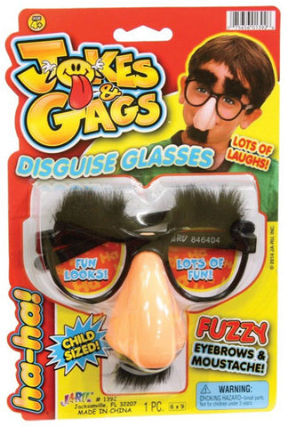JA-RU - Jokes-Gags Disguise Set