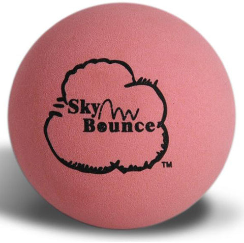 SKY BOUNCE - Pink Rubber Hand Ball
