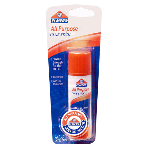 ELMER'S - All-Purpose Glue Stick, Large