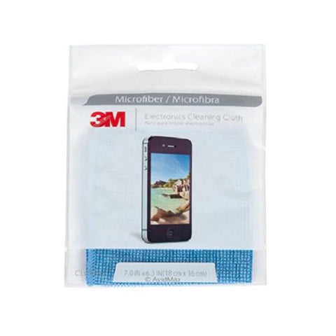 3M - Microfiber Lens Cleaning Cloth