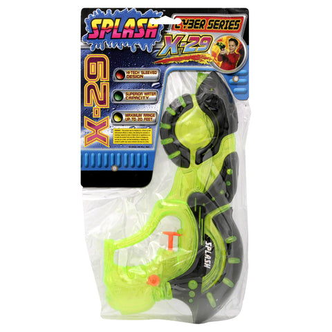 JA-RU - Splash Cyber Series X-29 Squirt Gun Assorted
