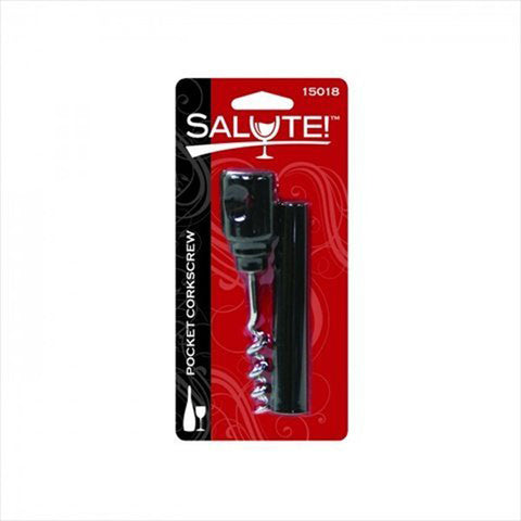 SALUTE! - Pocket Corkscrew