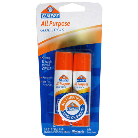 ELMER'S - All-Purpose Glue Stick