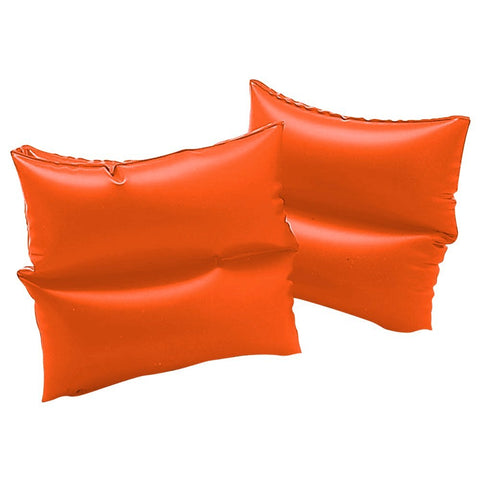 "INTEX - Orange Swim Arm Bands 7-1/2"" x 7-1/2"""