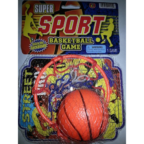 JA-RU - Super Sport Basketball