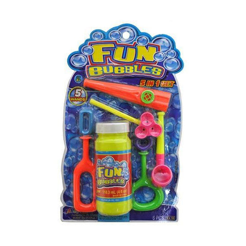 JA-RU - Fun Bubbles Kit