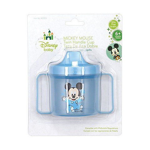 DISNEY - Mickey Mouse Twin-Handle Cup
