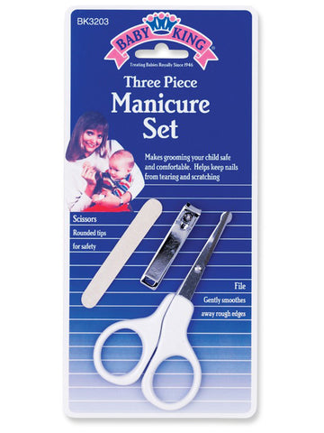 BABY KING - Manicure Set