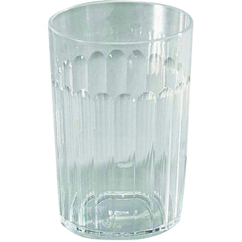 ARROW - Clear Plastic Tumbler