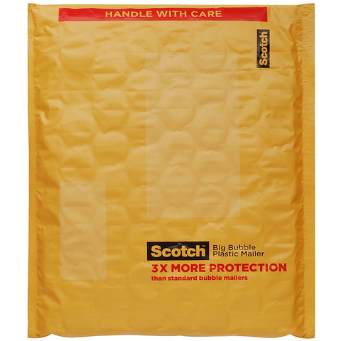 SCOTCH - Big Bubble Plastic Mailer