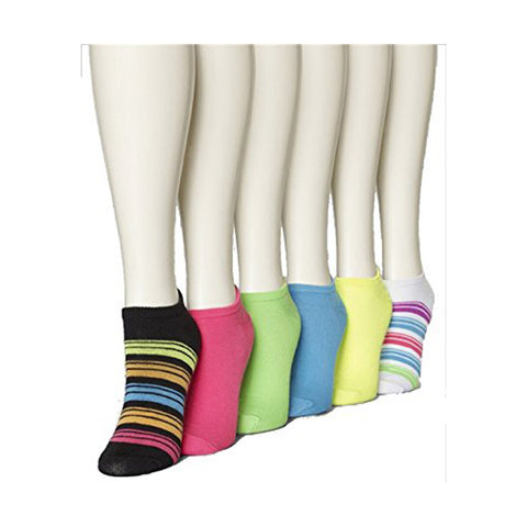 NO NONSENSE - Color Expression Stripe Socks