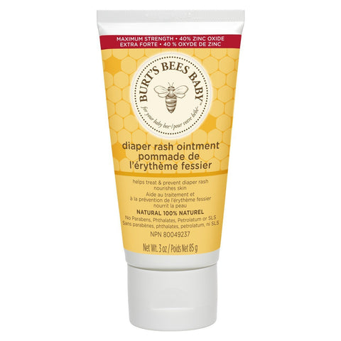 BURT'S BEES - Baby Bee 100% Natural Diaper Rash Ointment