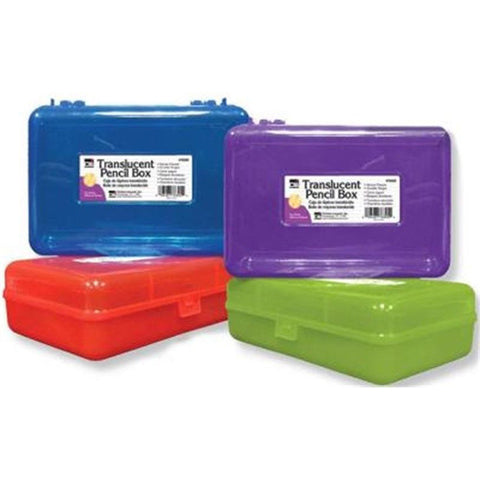 CLI - Pencil Box Large Assorted Colors