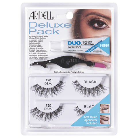 ARDELL - Deluxe Pack Lash #120 Demi Black