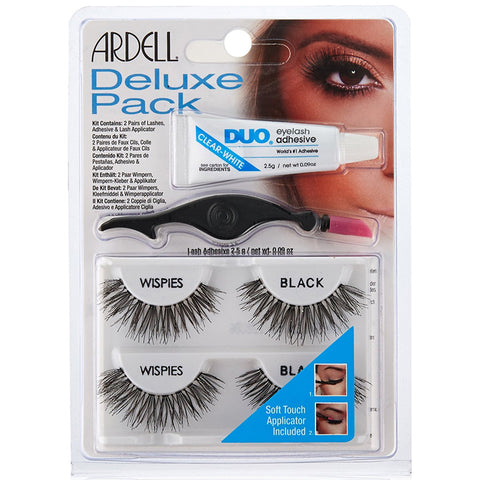 ARDELL - Deluxe Pack Wispies Black
