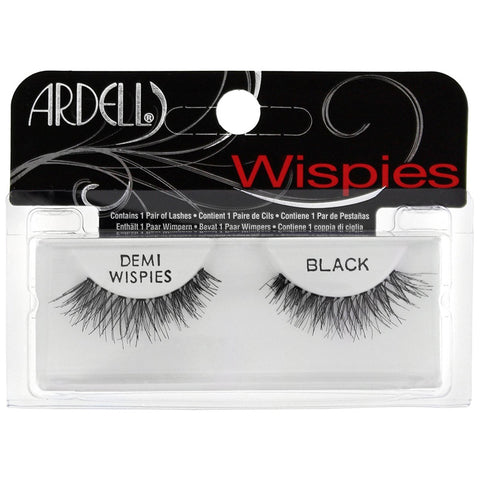 ARDELL - Fashion Lashes Black Demi Wispies
