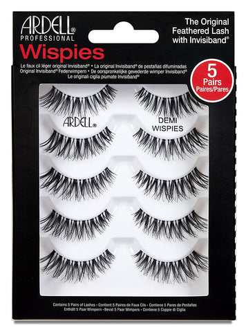 ARDELL - Multipack Wispies Lashes Black