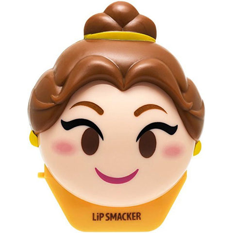LIP SMACKER - Disney Emoji Lip Balm, Belle Last Rose Petal