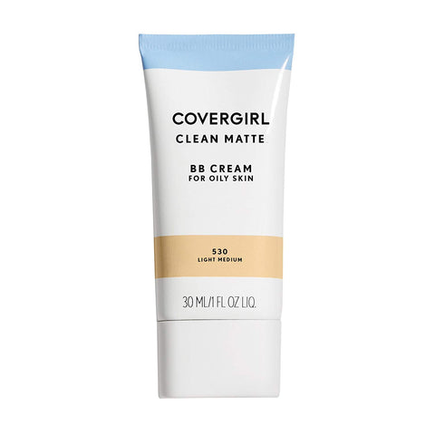 COVERGIRL - Clean Matte BB Cream Light/Medium 530