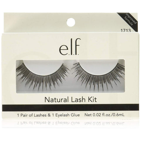 e.l.f. - Natural Lash Kit, Black