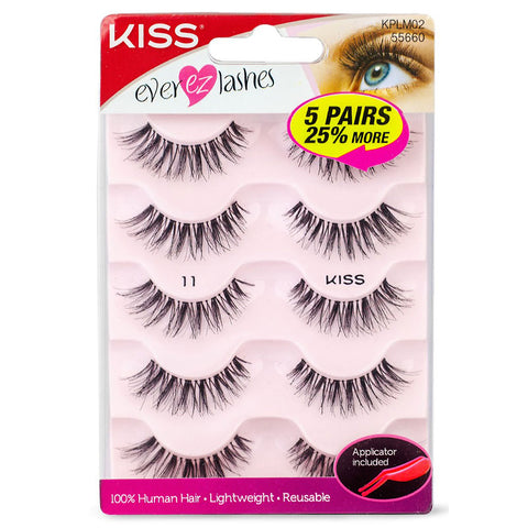 KISS - Ever Ez Lash Multipack 11