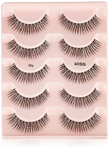 KISS - Looks So Natural Lash Multipack 01