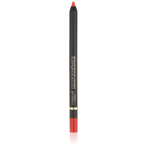 L'OREAL - Colour Riche Matte Lip Liner, In-Matte-Uated With You