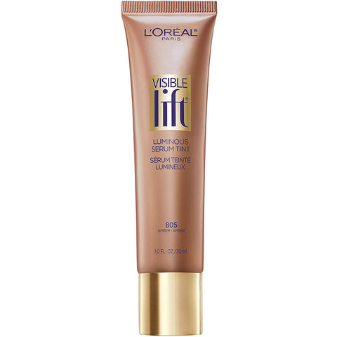 L'OREAL - Visible Lift Luminous Serum Tint, Amber