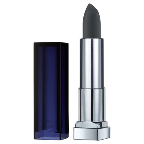 MAYBELLINE - Color Sensational The Loaded Bolds Lipstick, Pitch Black