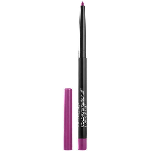 MAYBELLINE - Color Sensational Shaping Lip Liner, Wild Violets