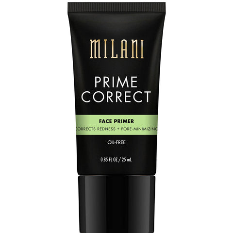 MILANI - Prime Correct Corrects Redness + Pore-minimizing Face Primer, Transparent